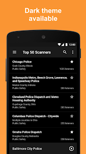 Scanner Radio - Fire and Police Scanner  APK