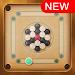 Carrom Friends: Online Carrom Board Disc Pool Game