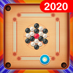 Cover Image of Download Carrom Friends : Carrom Board Game APK