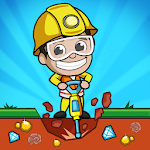 Cover Image of Download Idle Miner Tycoon: Mine & Money Clicker Management APK