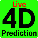Cover Image of Download Live 4D Prediction ! ( SG & HK ) APK