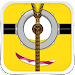 Download Minion Zipper Lock Screen APK
