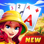 Cover Image of Download Solitaire TriPeaks Journey - Free Card Game APK