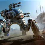 Cover Image of Download War Robots Multiplayer Battles APK