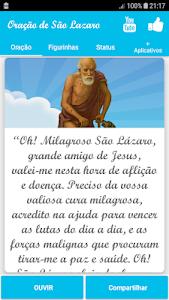 Download Oração de São Lazaro APK