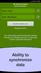 Download Password Saver - simple and secure APK