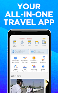 Download IRCTC Train Booking, PNR Status, Running Status APK