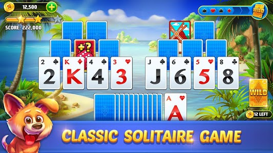 Download Solitaire TriPeaks Journey - Free Card Game APK