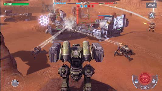 Download War Robots Multiplayer Battles APK